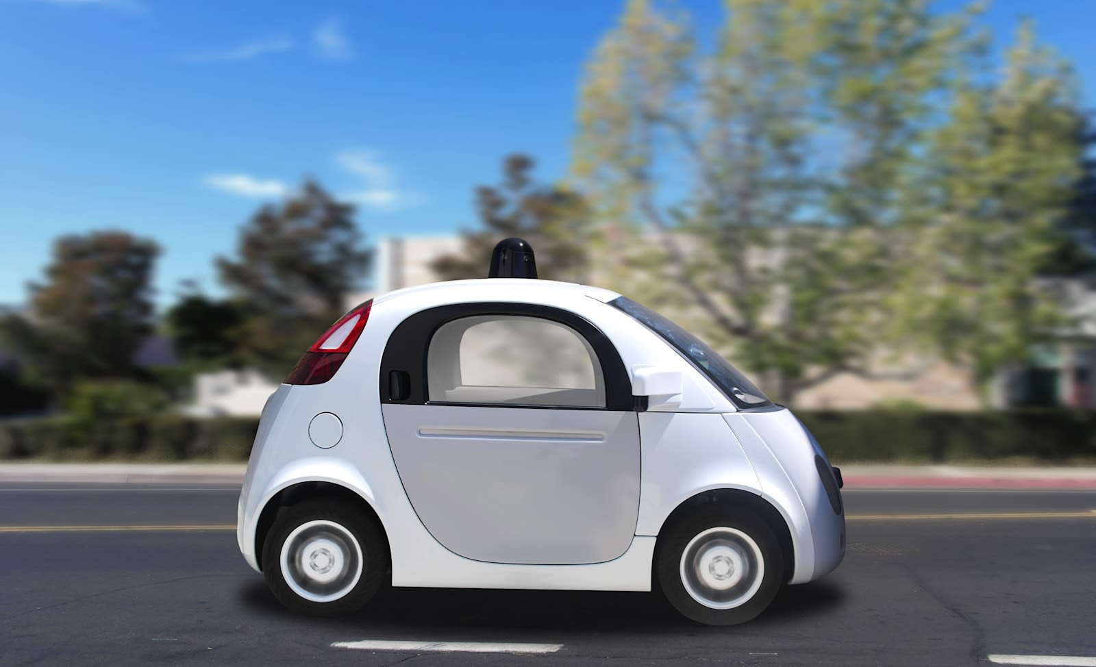 US government outlines its policy on self-driving cars