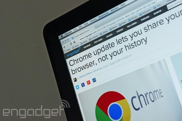 Google Chrome beta adds push notifications