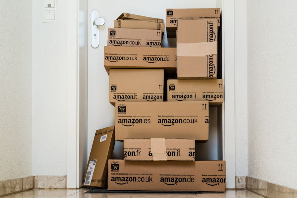 Amazon: Hey public, can you deliver this package for us?