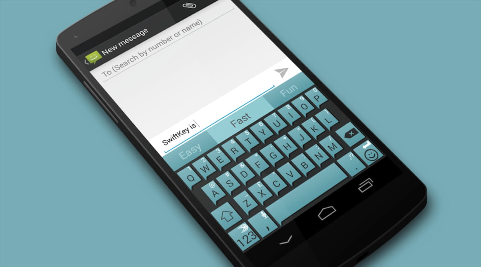 3f4b10e521a Autocorrect mistakes are supposed to be funny, but a new SwiftKey glitch  turned out to be sort of alarming. For the last week, some SwiftKey users  have been ...