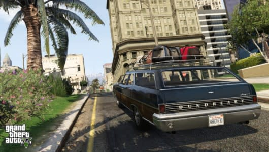 GTA 5 players report glitches, save file issues after GTA Online's
