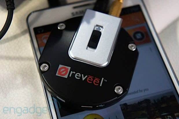 Reveel: a portable headphone amp that promises to enhance your music