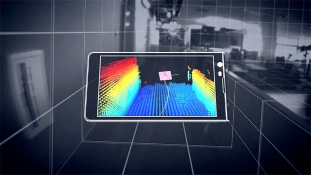 Google's 3D-sensing phones are taking a trip to the International