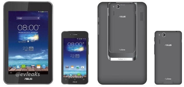 ASUS PadFone Mini 4 3 pictured ahead of its launch next week