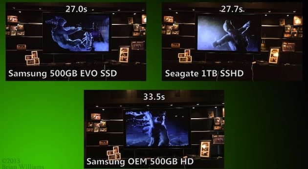 Xbox One's 500GB HDD swapped for bigger, faster drives, and tested