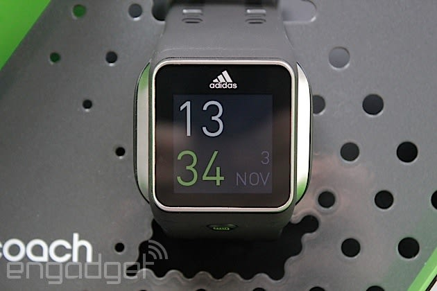 eedc14e91c4 Adidas miCoach Smart Run review  the almost-perfect training partner