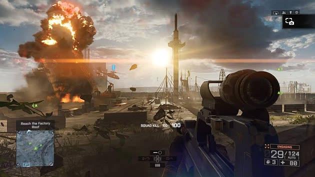 Anthem - la décadence de BioWare - Battlefield et frostbite
