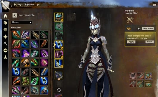 Guild Wars 2 unveils new account-wide wardrobe system