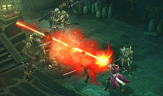 Diablo 3 PS4 won't feature Remote Play (but may in the