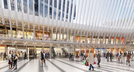 Apple working towards new store at One World Trade Center in NYC