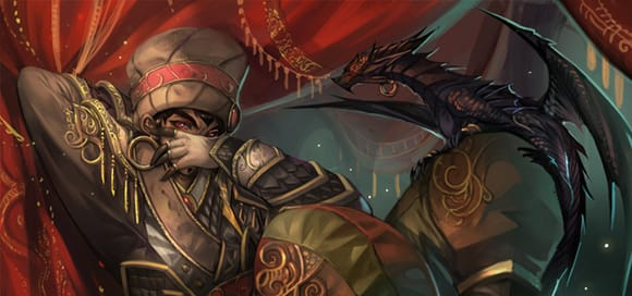 Know Your Lore: Wrathion and Draenor