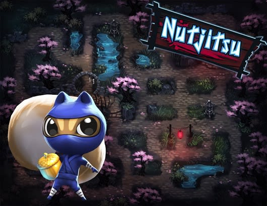 Stealthy Puzzler Nutjitsu Is In The Opening Batch Of IDXbox Games According To Microsoft Corporate VP Phil Spencer Developed By A Kingdom For Keflings