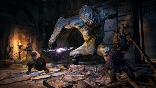 PS Plus delivers Dragon's Dogma, Soul Sacrifice, free PS4 games in