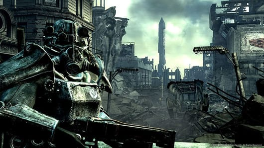Fallout 3 removing Games for Windows Live support, DRM on Steam