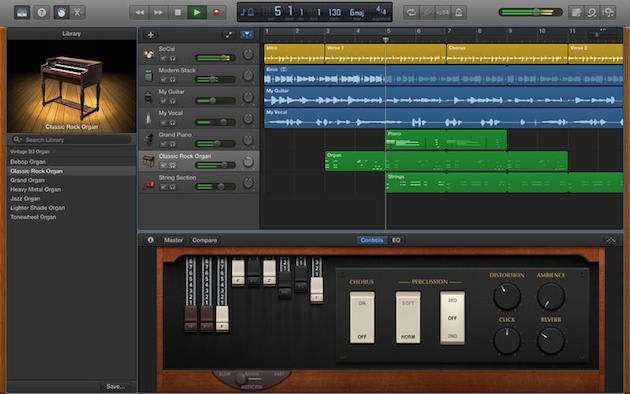 GarageBand on Mac now lets you export songs as MP3s    again