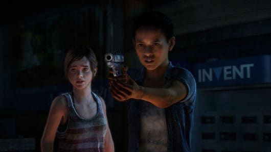 The Last Of Us Adds New Difficulty Level In Upcoming Dlc - Last-of-us-dlc-maps