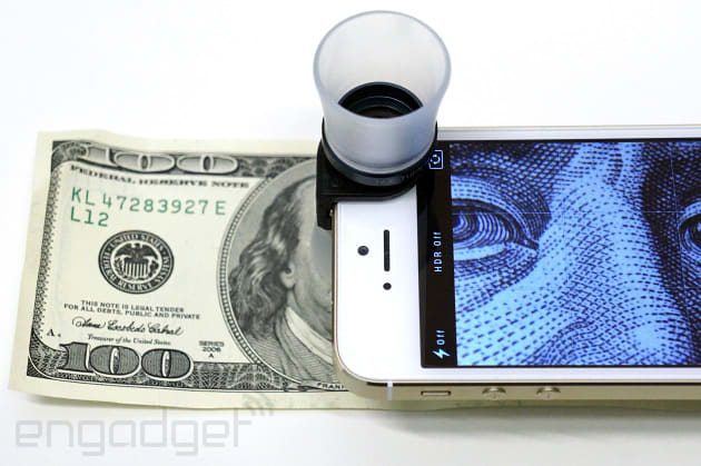 meet f84f9 4ebfc Olloclip debuts Macro 3-in-1 lens for iPhone and iPod touch (hands-on)