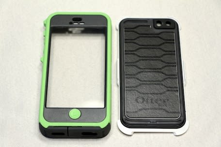 buy online ed5e2 26dd2 OtterBox Preserver case for iPhone 5: Review and giveaway