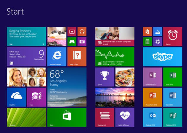 Microsoft may preview Windows 'Threshold' in April, launch it in 2015