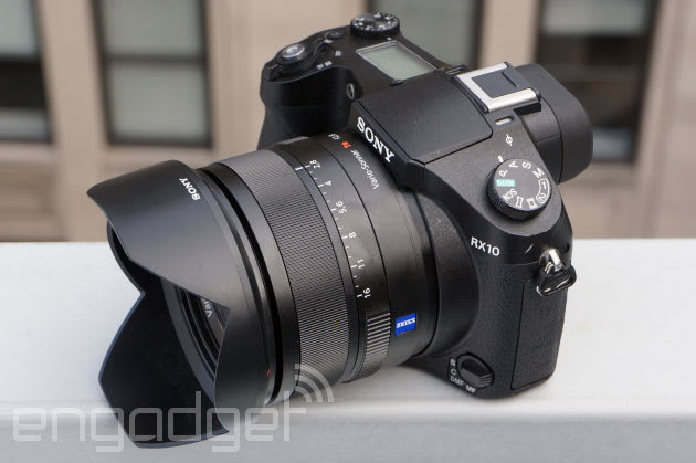 Sony Cyber-shot RX10 review: impeccable performance and