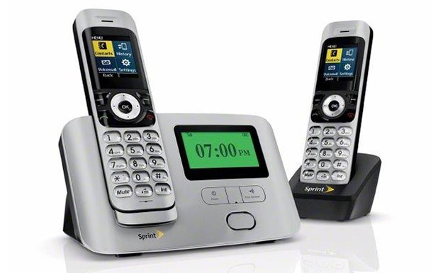 Landline Phone Service >> Sprint Launches 50 Cordless Phone Set For Its Landline Alternative
