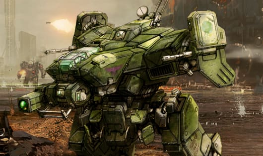 MechWarrior Online's Bullock on golden mechs and future content