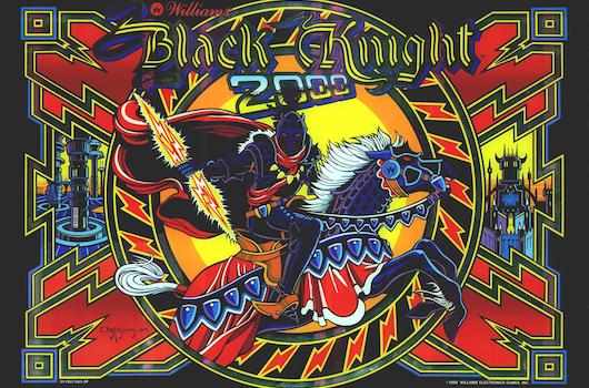 Pinball Arcade extends WMS license, Black Knight 2000 among