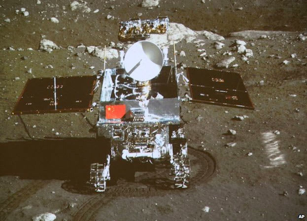 RIP: China's Jade Rabbit rover dies on the moon (update: it came