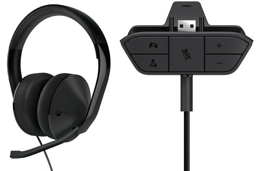 463210aae6c Microsoft is releasing the Xbox One Stereo Headset Adapter worldwide in  early March, bringing support to third-party headsets including compatible  Xbox 360 ...