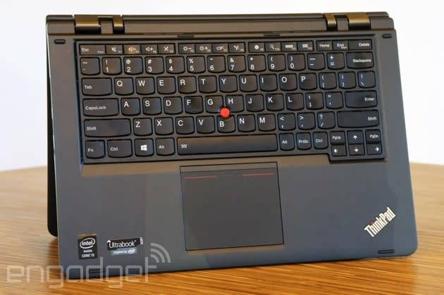 Lenovo ThinkPad Yoga review: a good (if slightly heavy