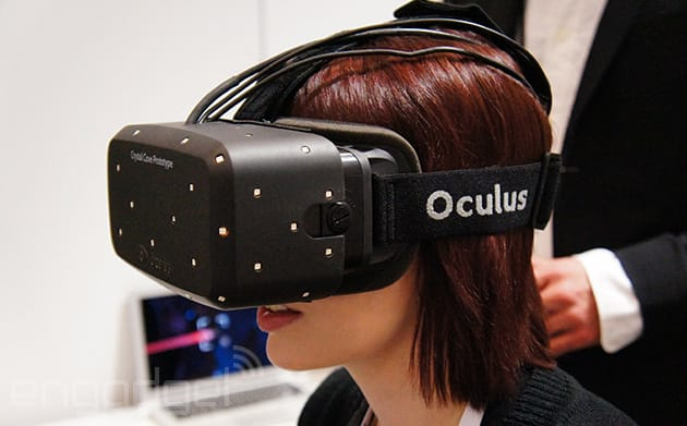 92adee7da2e The Oculus Rift  Crystal Cove  prototype is 2014 s Best of CES winner