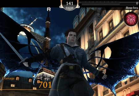 Slay some vampires and download Bloodmasque on iOS for free