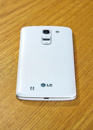 Lg G Pro 2 Pics Leak Out Show The G2 S Rear Button Setup