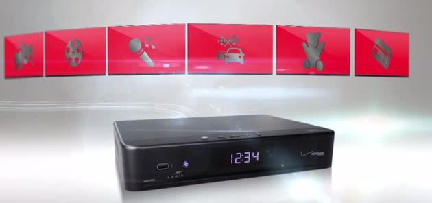 Verizon FiOS Media Server arrives as Quantum TV DVR that
