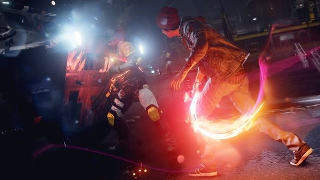 Playdate: We're livestreaming Infamous Second Son for PS4! (update