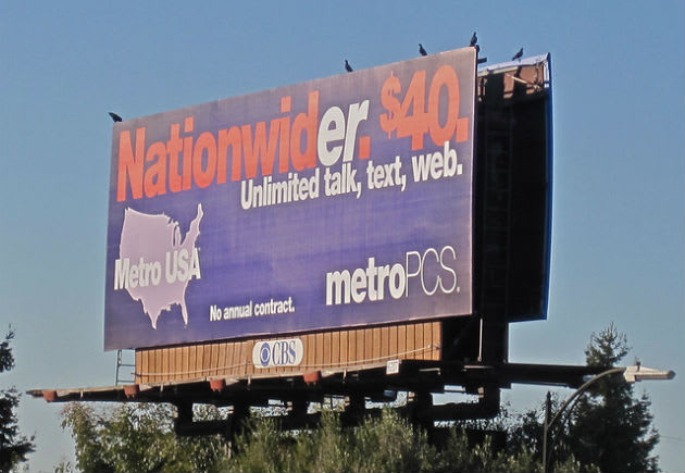 T-Mobile to start turning off older MetroPCS network this year