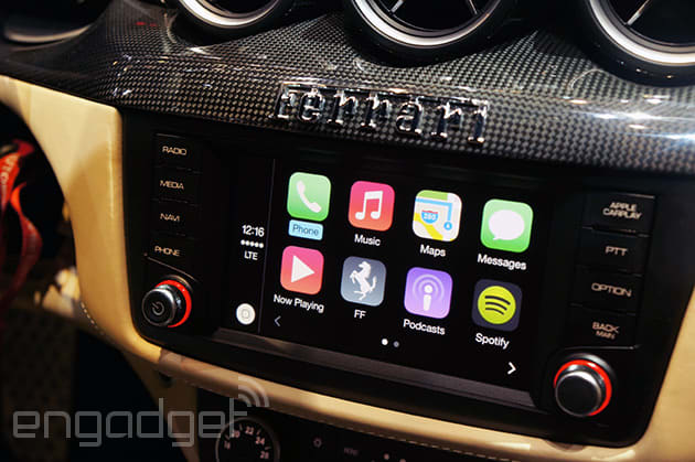 iHeartRadio and Rdio are ready for CarPlay, but your car isn't