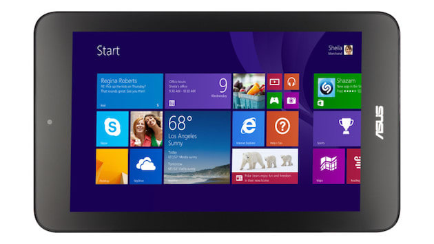 Microsoft starts selling ASUS' VivoTab Note 8 for $329