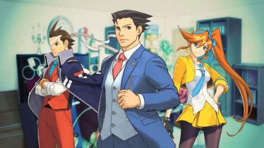 Capcom plans for 2014: Fighting games, Ace Attorney and a classic IP