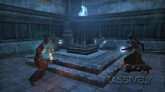 Massively's Elder Scrolls Online launch diary: Day four - PvP