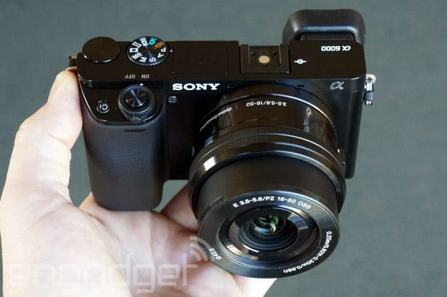Sony's A6000 is the mirrorless camera you'll want to own