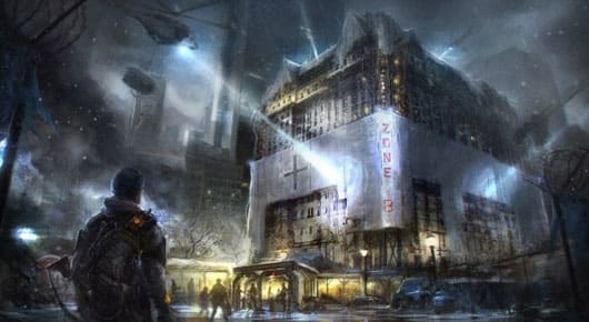 Ubisoft Massive Releases New Concept Art For The Division