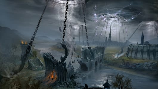 The Elder Scrolls Online offers a look at making dark anchors