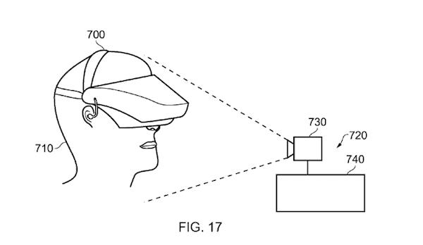 PlayStation 4: Patent zu Virtual-Reality-Brille aufgetaucht