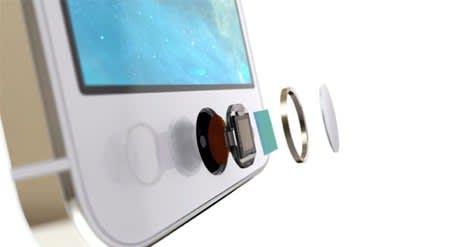Nhận dạng vân tay chính xác trên iPhone 5S