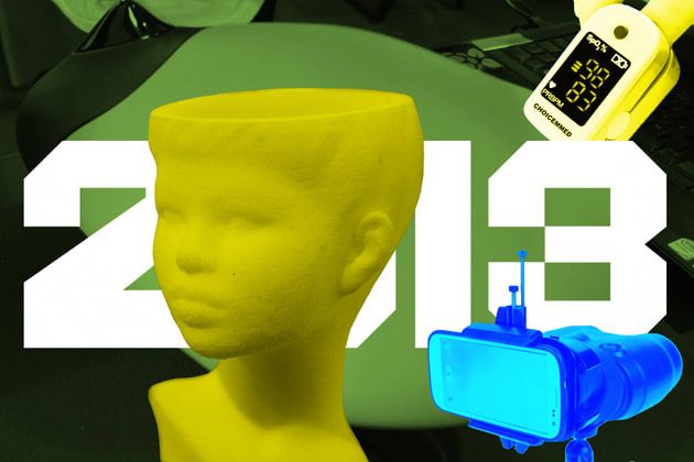 Insert Coin: 2013's top 10 crowdfunding projects