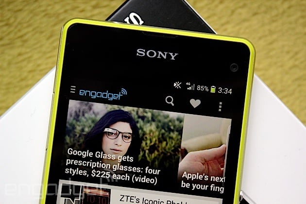 80a906d1508 Sony Xperia Z1 Compact review  a good thing in a small(ish) package