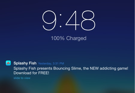 Dear App Store game developers, knock it off with the useless push