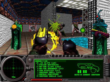 Before Halo we had Marathon -- play Bungie's three Mac