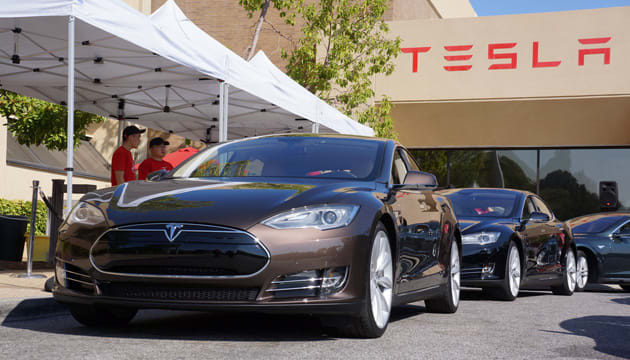 Tesla Model S is 'low hanging fruit' for hackers to remotely track or unlock cars